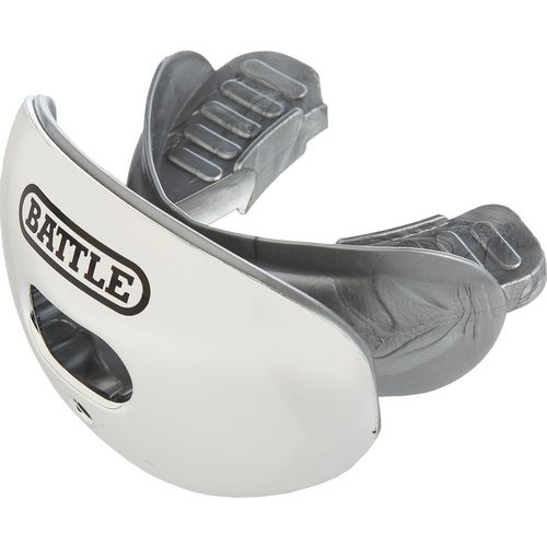 Battle Adults' Chrome Oxygen Football Mouth Guard - view number 3