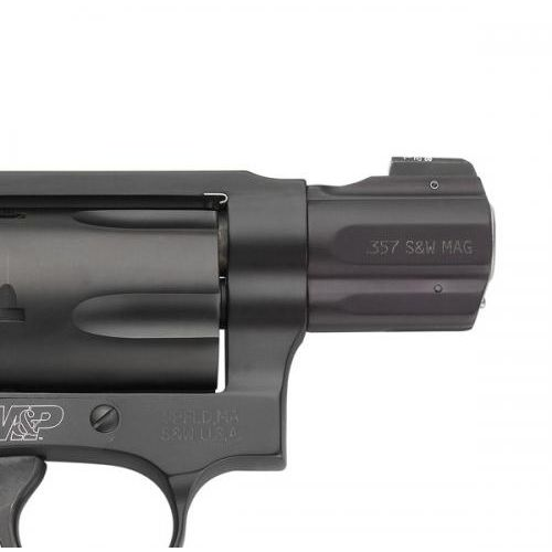 Smith & Wesson M&P 340 Internal Hammer .357 Magnum Revolver - view number 1