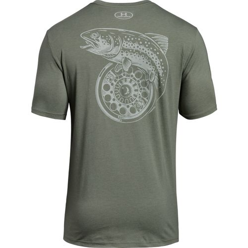 Display product reviews for Under Armour Men's Trout Reel T-shirt