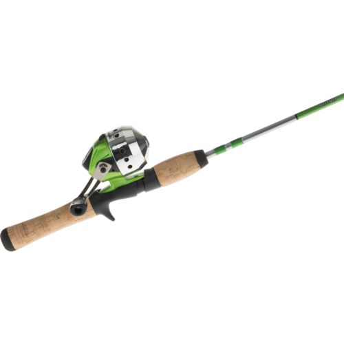 Shakespeare Catch More Fish 4 ft 6 in UL Panfish Spincast Rod and Reel Combo