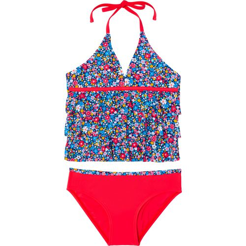 O'Rageous Girls' Wonderland 2-Piece Tankini