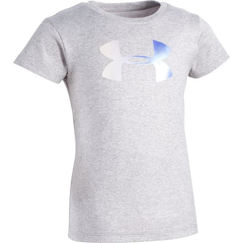 Under Armour Girls' Big Logo T-shirt