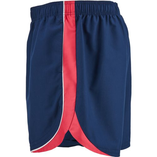 BCG Women's Plus Size Woven Athletic Shorts - view number 4