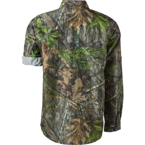 Magellan Outdoors Men's Eagle Pass Deluxe Shirt - view number 2