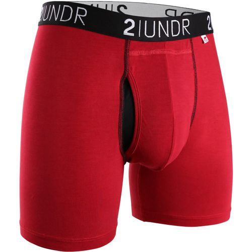 2UNDR Men's Swing Shift Folds of Honor Boxer Briefs 3-Pack