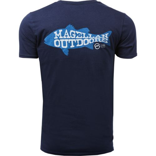 Magellan Outdoors Men's Cookie Cutter Trout Graphic T-shirt