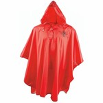 Storm Duds Adults' Texas Tech University Heavy-Duty Storm Poncho