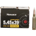 Monarch® Full Metal Jacket Boat Tail 5.45 x 39 mm 60-Grain Rifle Ammunition
