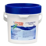 "Crystal Care 3"" Chlorinating Tablets"