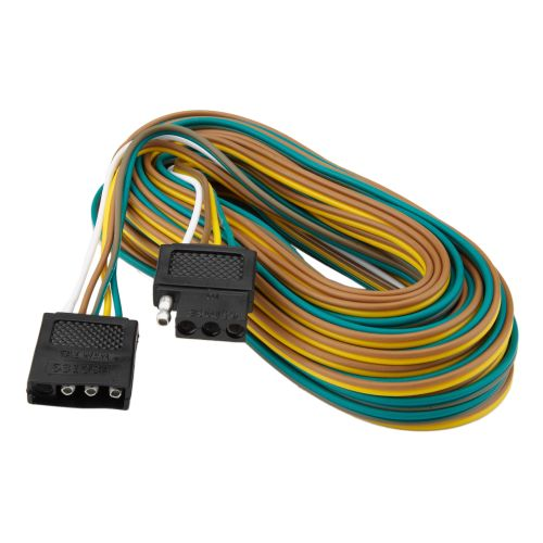 coiled harness optronics trailer optronics® trailer wiring harness kit | academy ww stock trailer wiring harness for trailer lights