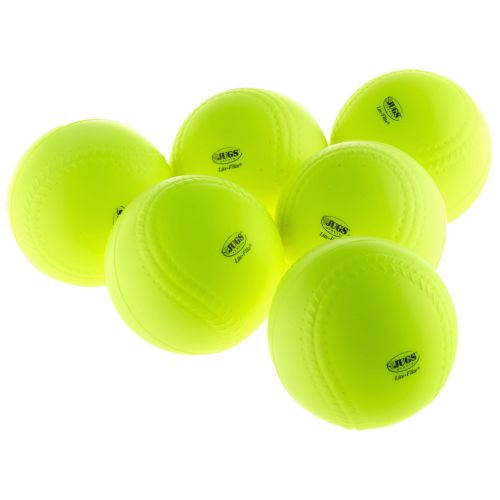 Display product reviews for JUGS Lite-Flite Softballs 6-Pack