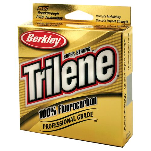 Berkley® Trilene® Professional Grade 10 lb - 200 yards 100% Fluorocarbon Fishing Line