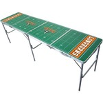 Tailgate Toss University of Texas Longhorns Table