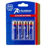 Academy AA Batteries 4-Pack - view number 1