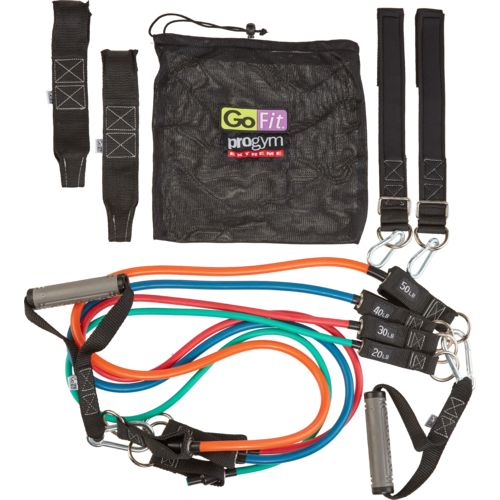 Display product reviews for GoFit ProGym Extreme Workout Kit
