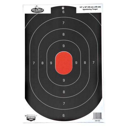 Display product reviews for Birchwood Casey® Dirty Bird® Silhouette Targets 8-Pack