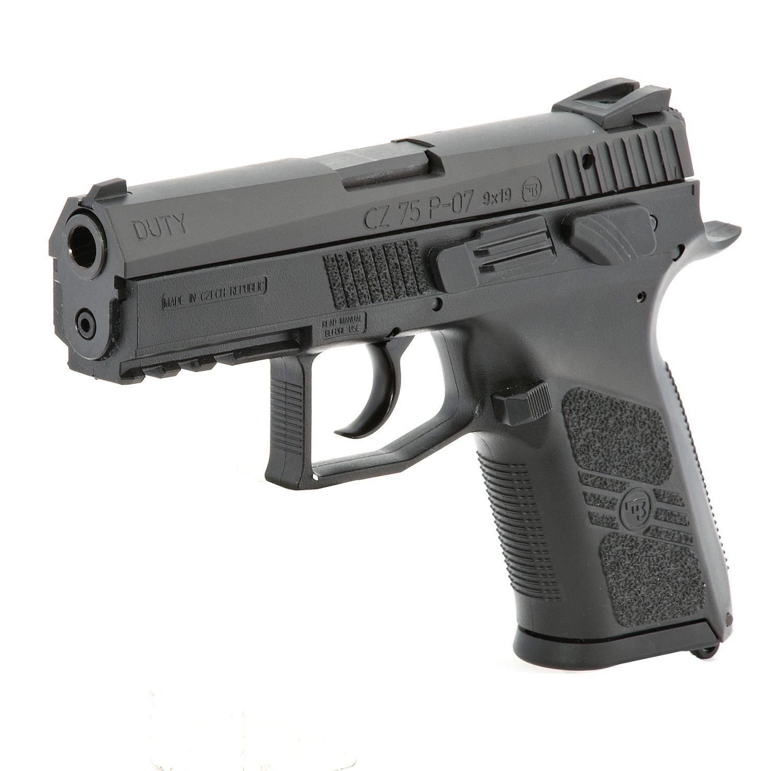CZ P-07 Duty 9mm Luger Pistol