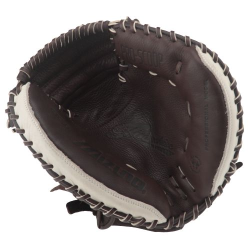 "Image for Mizuno Adults' Franchise GXC93 33.5"" Catcher's Mitt from Academy"