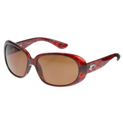 Costa Del Mar Women's Hammock Amber Sunglasses