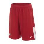 Nike Men's University of Arkansas Dri-FIT Monster Mesh Short