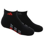 adidas Youth ClimaCool® X Low-Cut Socks 2-Pack