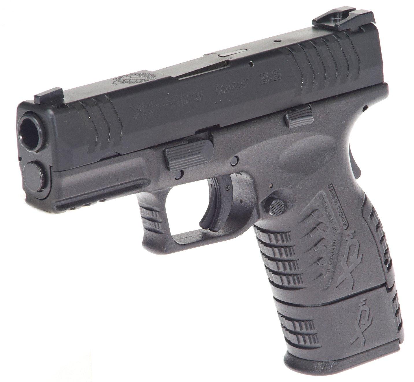 Springfield Armory® XD(M) .45 ACP Compact Pistol