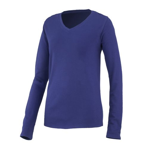 Magellan Outdoors™ Women's Long Sleeve Sienna V-neck Shirt