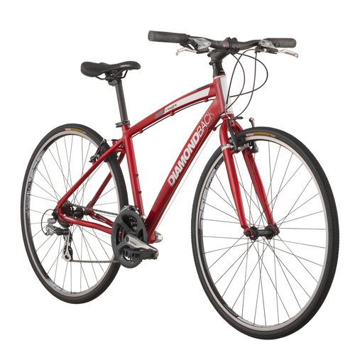 "Diamondback Insight 1 Performance Hybrid Bike with Large 19"" Frame"