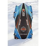 Snow Daze Stealth 2-Person Snow Sled