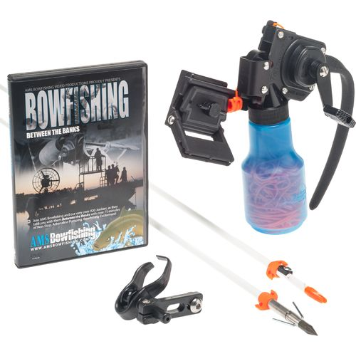 Display product reviews for AMS Retriever Pro 610RC-216 Bowfishing Reel Right-handed Combo Kit