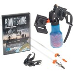 AMS Retriever Pro 610RC-216 Bowfishing Reel Right-handed Combo Kit