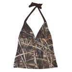 Realtree Junior's MAX-4 Halter Tankini Swim Top