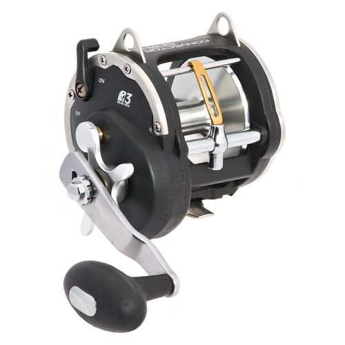 Okuma Convector CV-55-L Level Wind Conventional Reel Right-handed