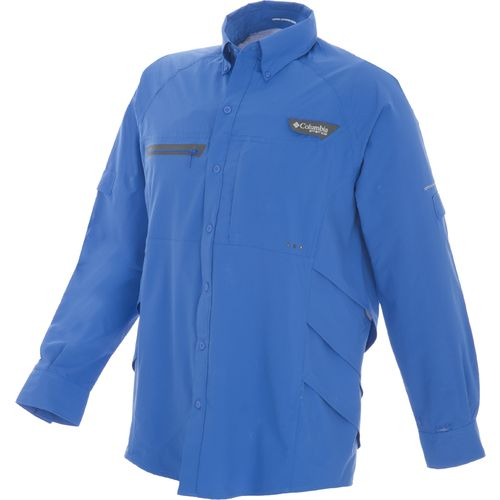Image for Columbia Sportswear Men's Airgill Chill Zero™ Long Sleeve Shirt from Academy