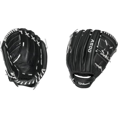"Display product reviews for Wilson Youth A500 GameSoft 12.5"" Baseball Glove"