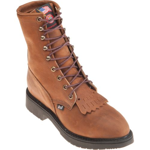 Justin Men's Aged Bark Work Boots - view number 3