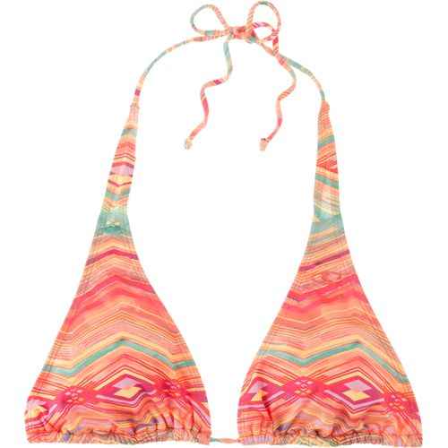 O'Neill Juniors' Sunsets Slide Halter Swim Top - view number 1