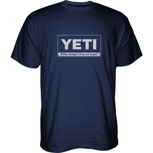 YETI  Men s Billboard Logo Short Sleeve T-shirt