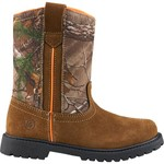 Game Winner® Boys' Camo Wellington II Boots