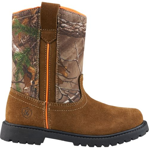 Boys' Hunting Boots