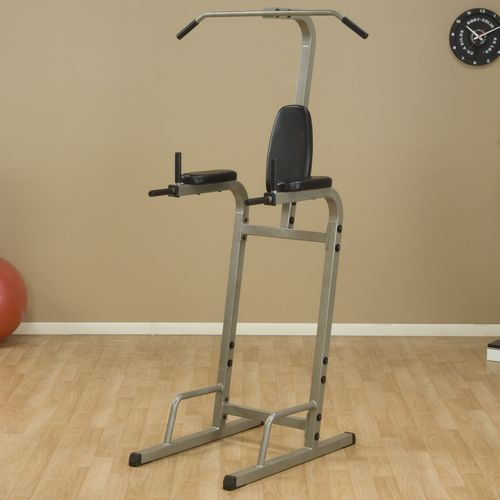 Body-Solid Best Fitness Vertical Knee Raise Station