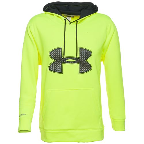 Under Armour  Men s Armour  Fleece Storm Uncontested Big Logo Hoodie