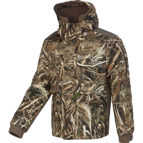 Game Winner® Men's Pintail Waterfowl Camo Jacket