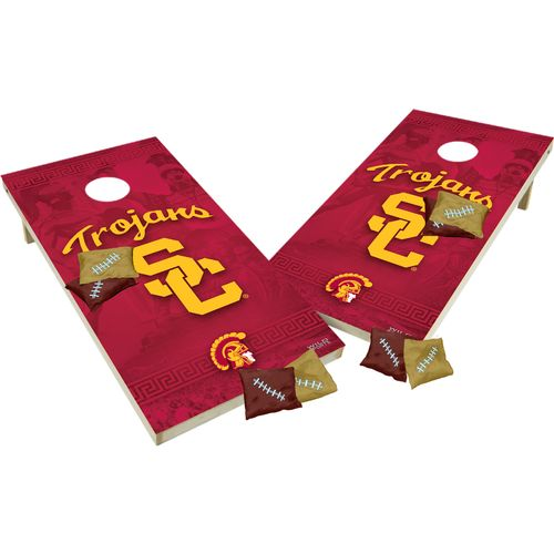Wild Sports University of Southern California Tailgate Toss XL SHIELDS - view number 1