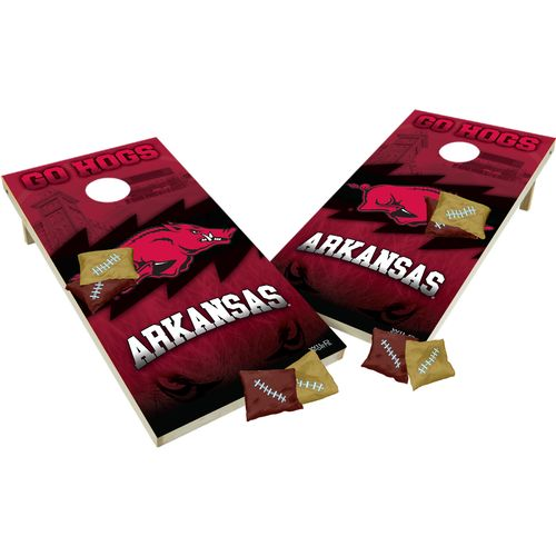 Display product reviews for Wild Sports Tailgate Toss XL SHIELDS University of Arkansas