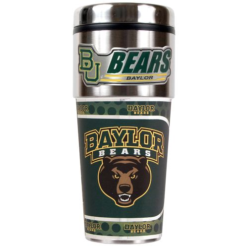 Great American Products Baylor University 16 oz. Travel Tumbler