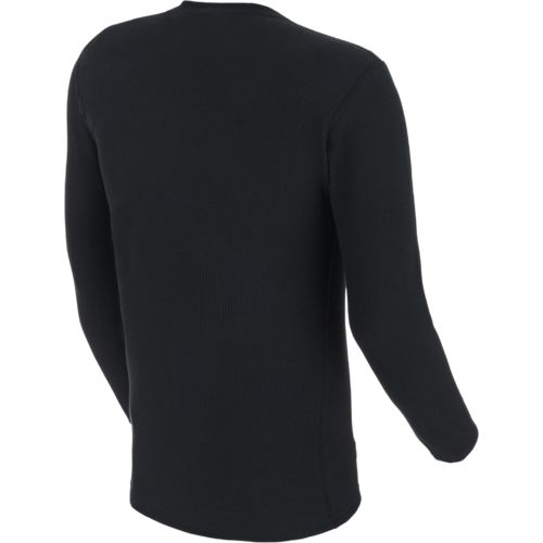 Magellan Outdoors Men's Waffle Midweight Baselayer Shirt - view number 2