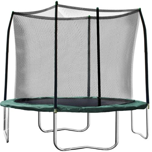 Display product reviews for Skywalker Trampolines 10' Round Trampoline with Enclosure