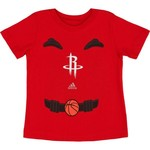 adidas Toddlers' Houston Rockets Dwight Howard #12 Super Name and Number T-shirt