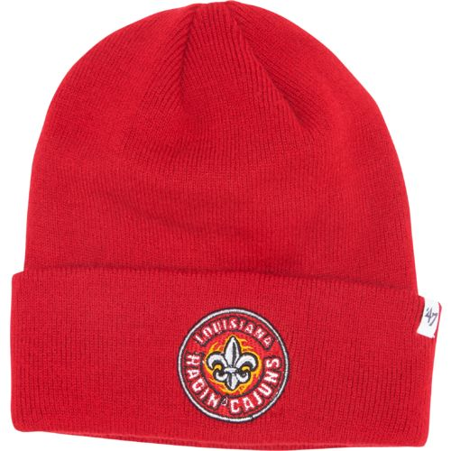 '47 Men's University of Louisiana at Lafayette Raised Cuff Knit Cap